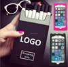 cigarette soft silicon cell phone back cover case for Apple iPhone 6S