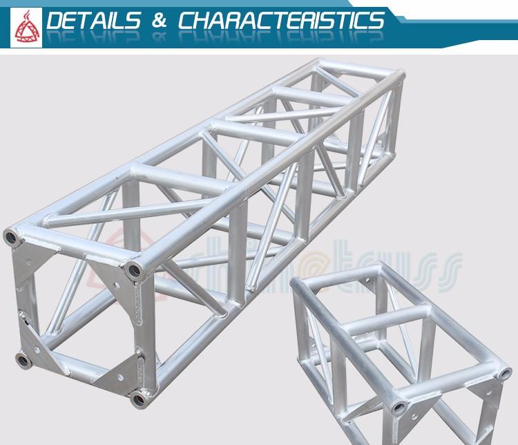 Tuv certificate customised event aluminium bolt stage for Buy trusses