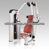 good quality of Seated Chest Press BW-001 Muscle chest exercise equipment