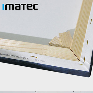 Stretcher Bars Wood Frames for Canvas Prints Wall Art with Cheap Price in China