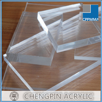 China Supplier 18mm Thick Cast Acrylic Sheet