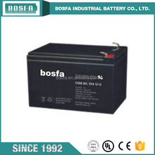 12v10ah EVX Electric Vehicle battery 12v battery for electric bike