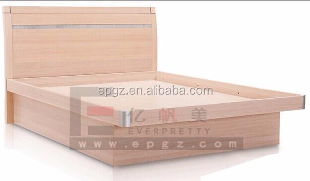 Venta Caliente Mdf Madera Diseños Cama China Muebles De Dormitorio ...
