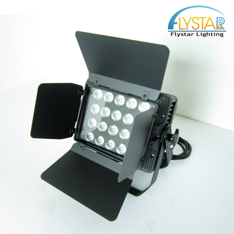 High power led wall washer IP65 outdoor 20PCS 15w rgbwa dmx 512 wall washer led lights