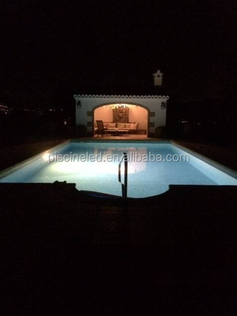 Led Swimming Pool Light Ip 68 Waterproof Fill With Resin Led ...