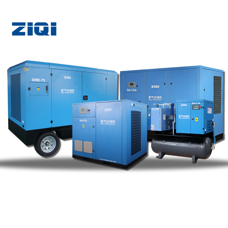 Industrial Heavy Duty AC Power Water Cooler Compressor For Sale