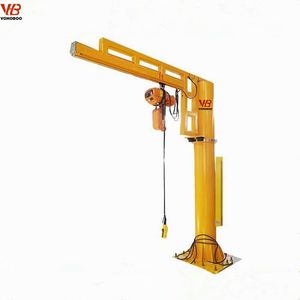 Chinese CE and ISO approved factory High Quality Cantilever Swing Arm Jib Crane