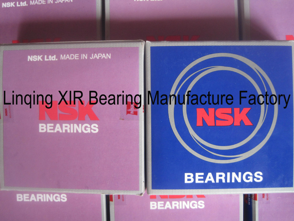 High quality NSK Deep Groove Ball Bearing 6205DDU,Large stock