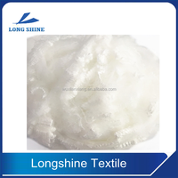 1.2d X 38mm polyester staple fiber AAA grade raw white