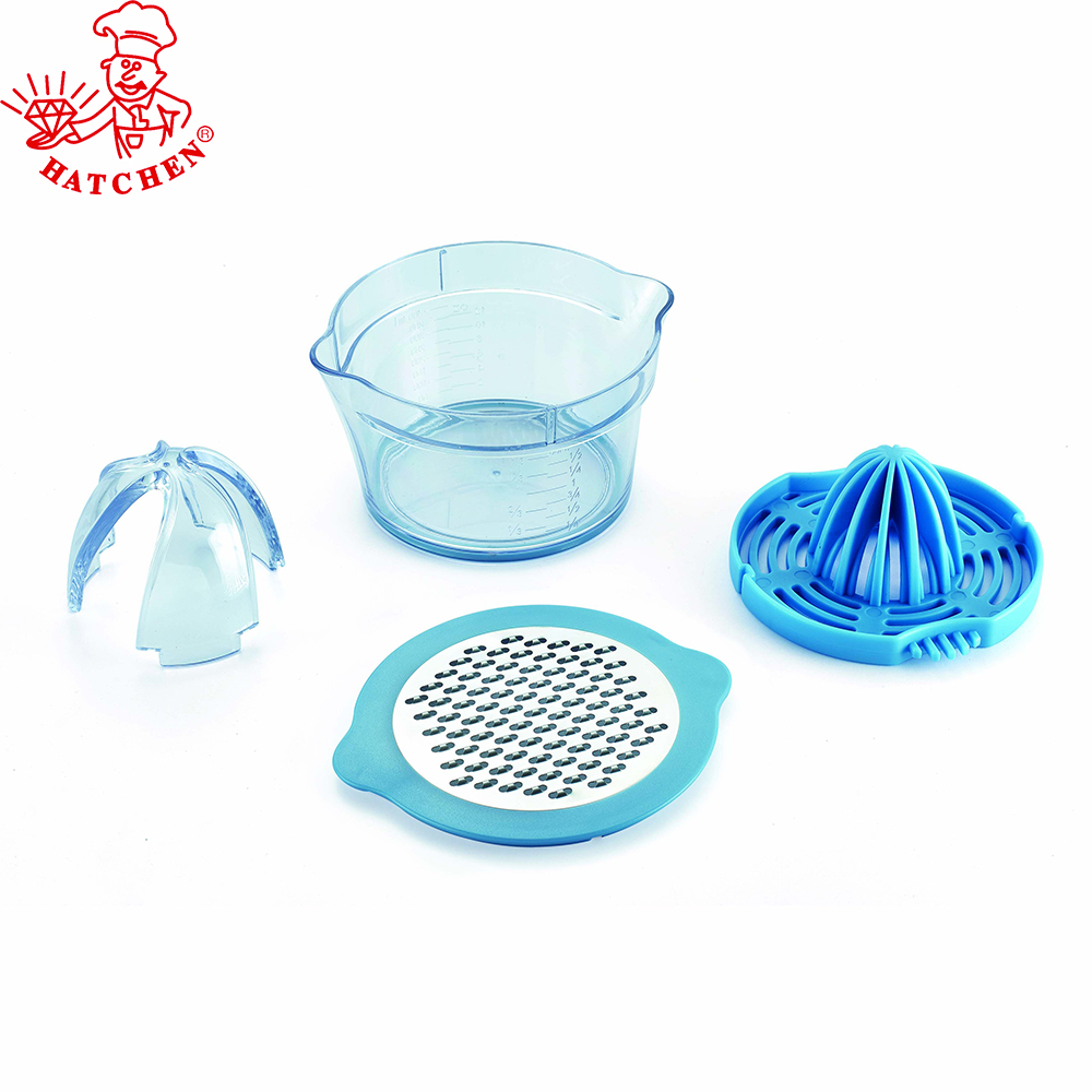 wholesale hot product 4 in 1 multifunction plastic hand press <strong>juicer</strong> <strong>citrus</strong> <strong>juicer</strong>