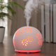 Carved ceramic electric diffuser essential oil accessories electric perfume and mist diffuser electric fragrance oil lamp