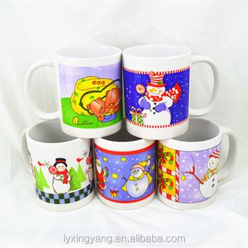 Coffee Mug Christmas Cup
