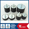 China custom made rubber product with metal bounded for anti vibration