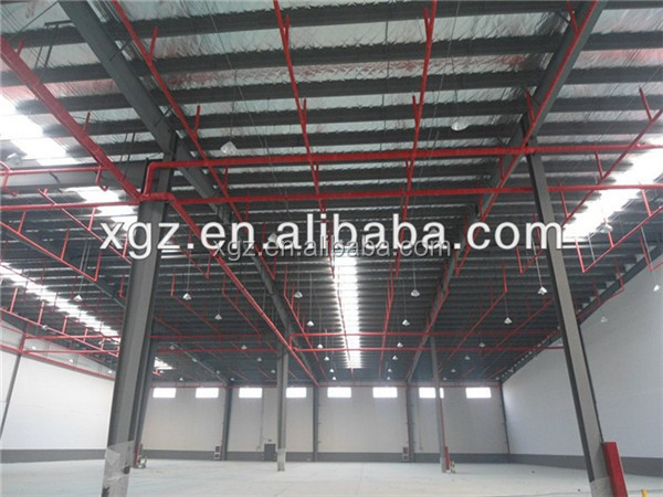 pre-made well welded bolt together metal buildings