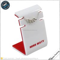 DS028S Custom Quality Acrylic Jewelry Necklace Bracelet Display Stand