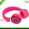 Bluetooth Headset Wireless Foldable Folding Headphones, Stereo Earphones with Noise Cancelation