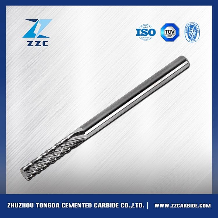 high Precision solid carbide end mill cutting tools supplier with high quality