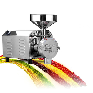 Home use mini grain flour mill machine/ coconut grinding machine