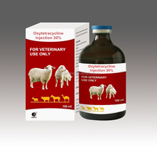 Animal Antibiotic Drugs 20% Oxytetracycline Injection