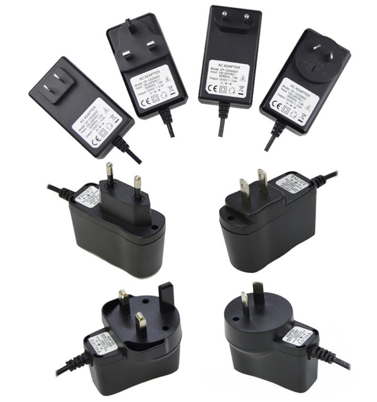 AC DC Adaptor 12 V Switch Power Adaptor 5 V 7 V 9 V 12 V 15 V 18 V 0.5A 1A 1.5A 2A 2.5A 3A LED Charger