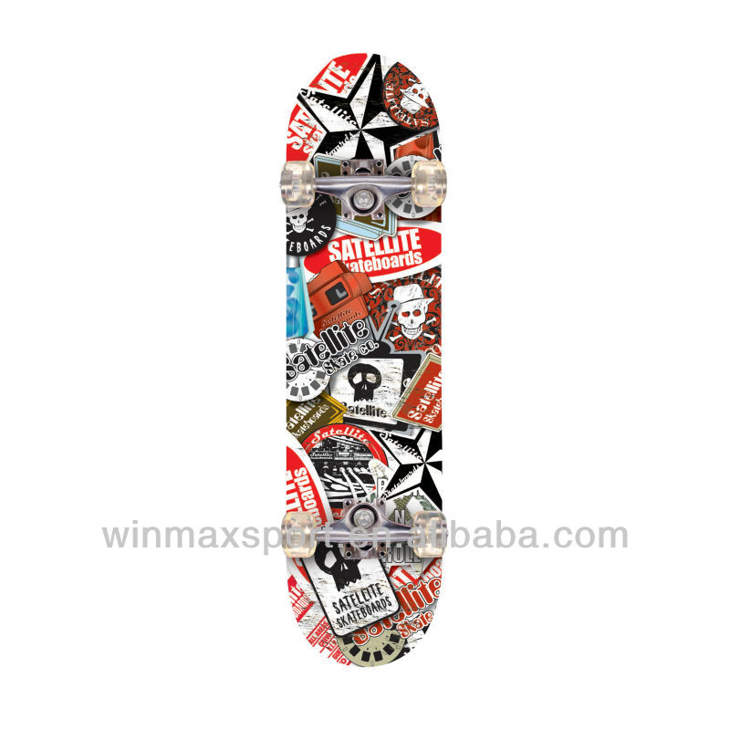 7ply canadian maple skateboard deck ,wholesale canadian maple blank skateboard