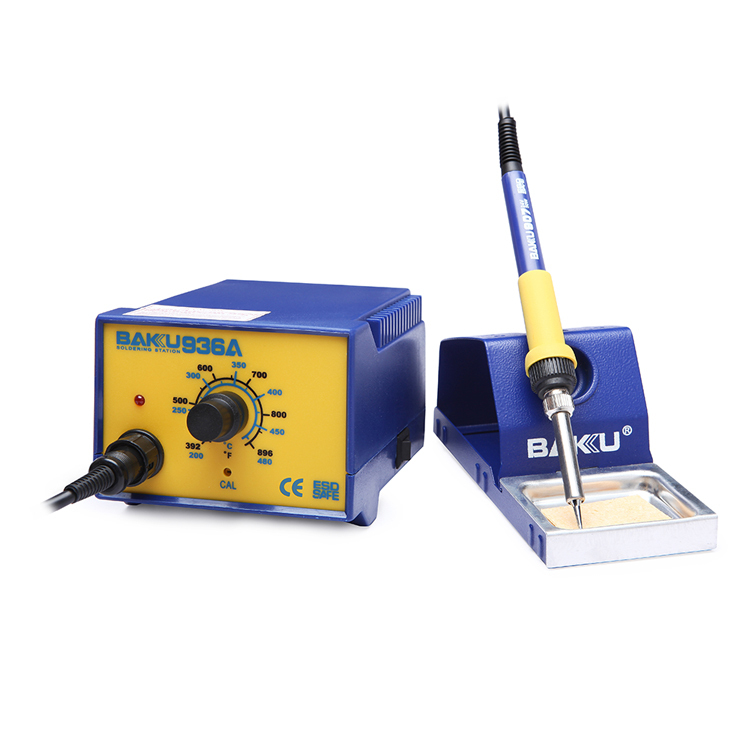 BAKU BK 936A electric usb hot air soldering gun smd rework soldering iron