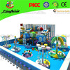 ocean theme large indoor playground set
