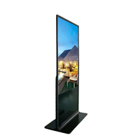 Factory Price Shopping Malls Interactive 4K Touch Screen Kiosk