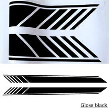 GLA45 боковая юбка в полоску Виниловая наклейка для автомобиля Наклейка для Mercedes Benz W176 A Class A180 A200 A250 A45 AMG аксессуары для стайлинга автомобилей(Китай)