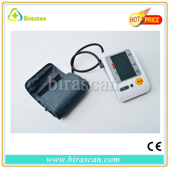 2015 Large LCD Accurat Digital arm blood pressure monitor+adult cuff+Memory indicator
