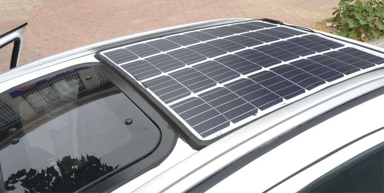 2018 carro elétrico solar do OEM elétrico híbrido novo do carro SUV feito em China