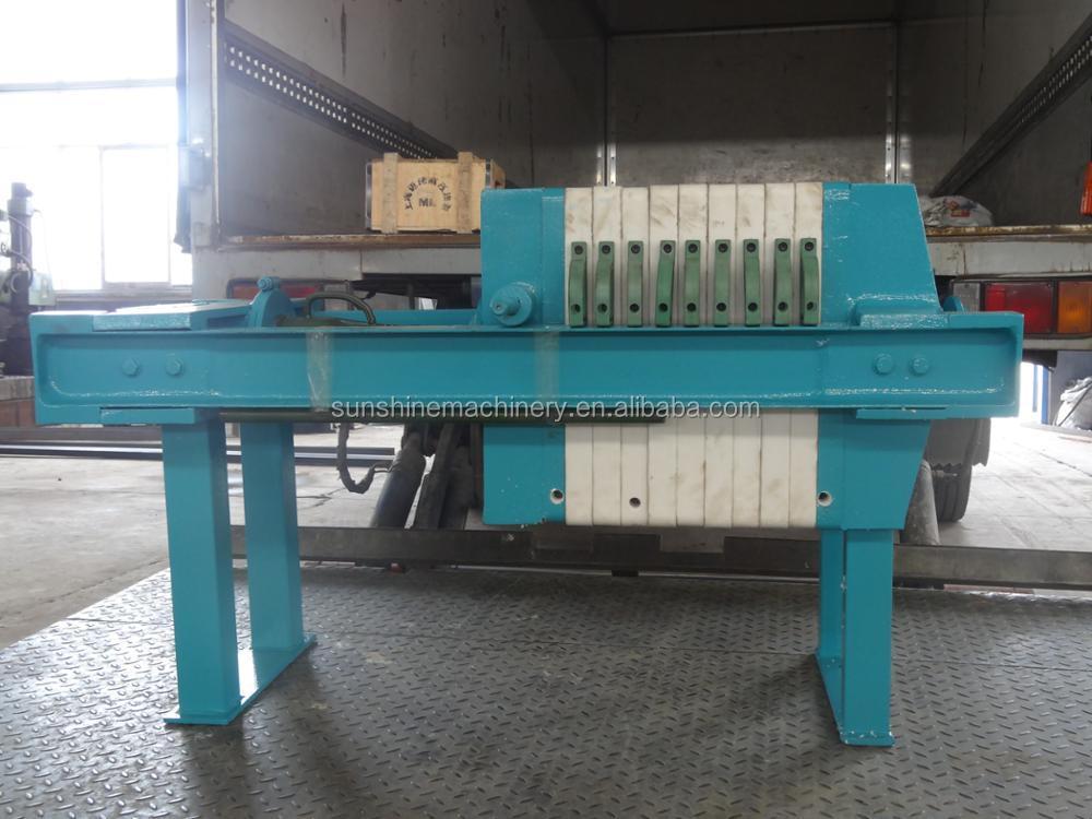 Platte Und Rahmen Membranfilterpresse Kochen Olivenöl Maschine - Buy ...