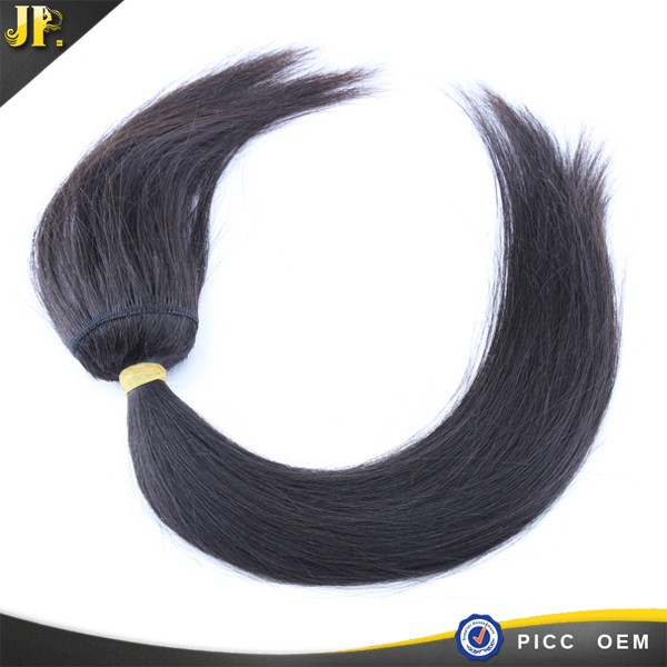JP soft and smooth Indian straight braid in human hair bundles