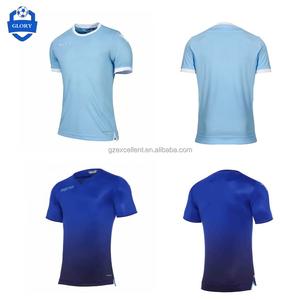 sports shoes acf8e 27b65 Wholesale thailand quality 2017 2018 lazio soccer jersey shirts