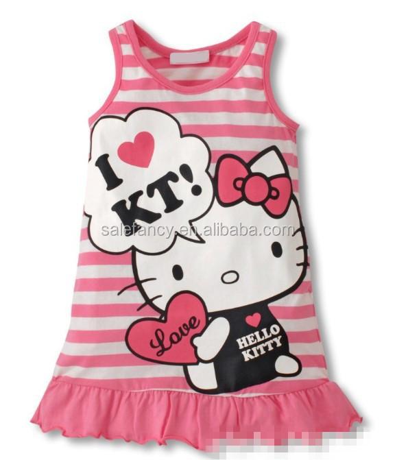 38c32cf33 Baby Birthday Dress Hello Kitty 1 Year Birthday Dress Qgd-2169 - Buy ...