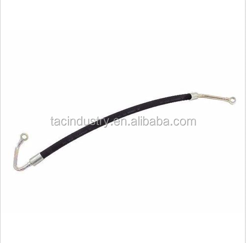 Genuine E34 525i Power Steering Hose Steering Box To Power Steering Pump NEW (Fits: 1995 BW 525i)