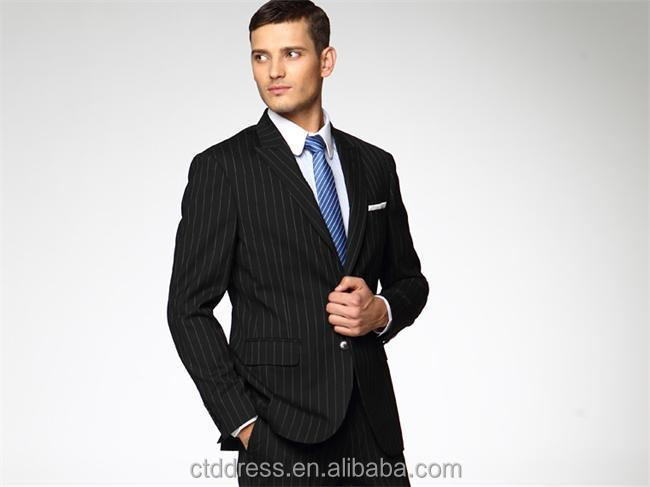 Fashion Suit Men Dress Sample European Style Mens Suit Man ...