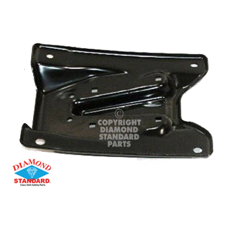 Crash Parts Plus Front Left Bumper Bracket for 06-08 Dodge Ram 1500 CH1066137