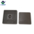 Wholesale black square rubber feet, table chair feet, table leg tips