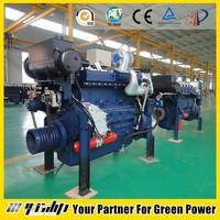 hualing power used marine diesel engine