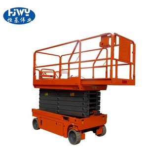 mini electric scissor lift