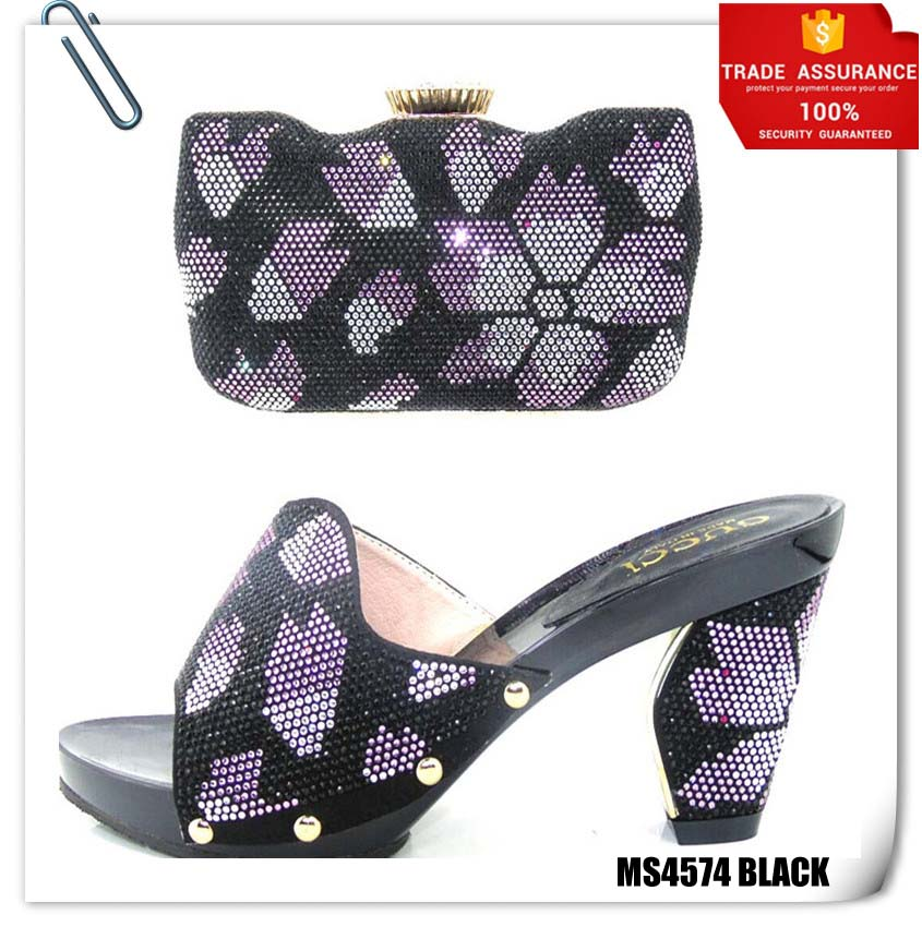 Excellent Shoes With Matching Bags African Women Shoes And Bags Setin Women
