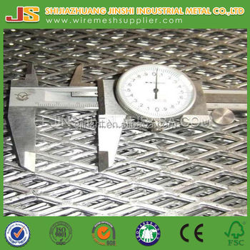 Galvanized And Stainless Steel Expanded Metal Mesh - Buy Aluminium ...