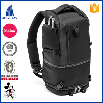 Camera Large Wholesale Hiking Big Bags Travel Polyester Advanced Backpack Small Black