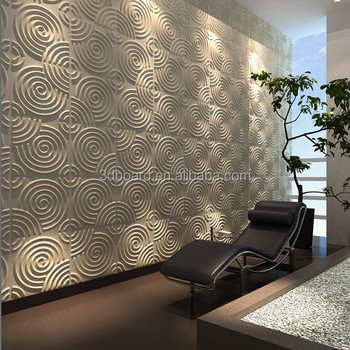 Waterproof wall art 3d wall panel for japanese restaurant decoration