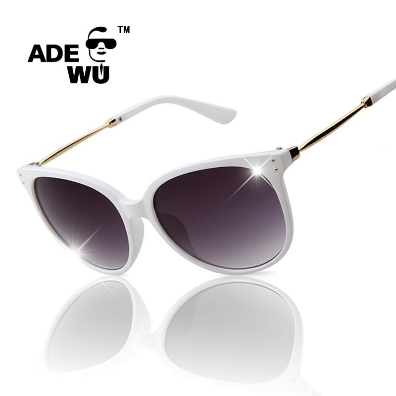 ef0230d3f6 Vogue White Cat Eye Sunglasses