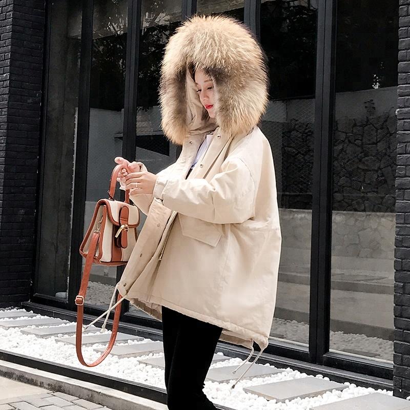 Women's Clothing Women Winter Long Faux Fur Fox Coatwarm Elegant Artifical Overcoat Female Jacket Thicken Do You Want To Buy Some Chinese Native Produce? Faux Fur