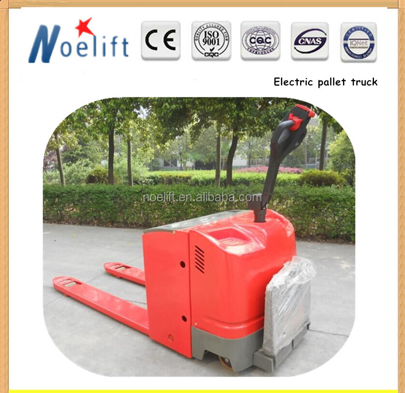 Electric powered pallet jacks Compact Electric Walkie Jack: 3,000 lbs,5500 lbs