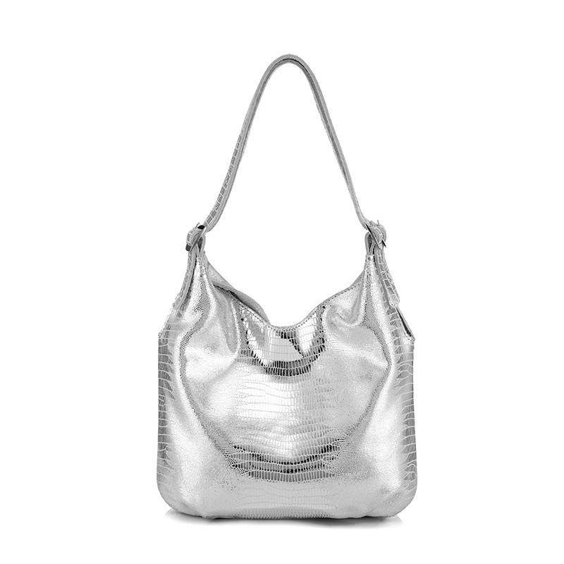 REALER сумка женская натуральная кожа с принтами ящерицы,маленьие женские сумки через плечо,сумка хобо мессендр для женщин высокого качества,...(Китай)