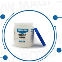 Magpow Non-toxic PVA White Woodworking glue in bulk for gypsum board
